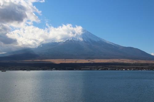 山中湖からの日時さん.JPG