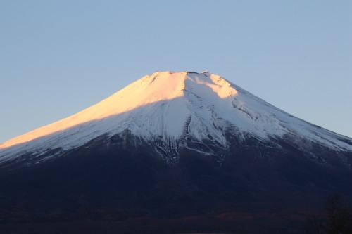 朝焼けの富士・2.JPG
