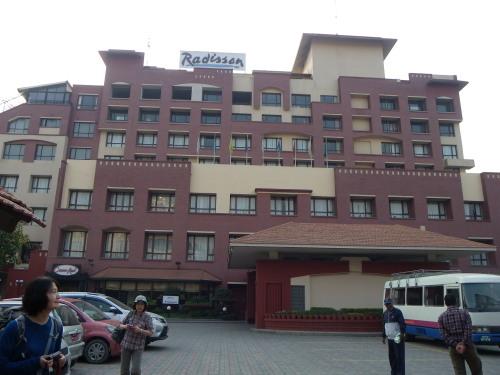 ラデソンホテル ブログ②.jpg